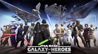 Star Wars: Galaxy Of Heroes - la prima immagine promozionale del game
