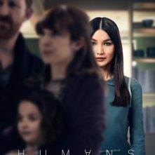 Humans: la locandina della serie