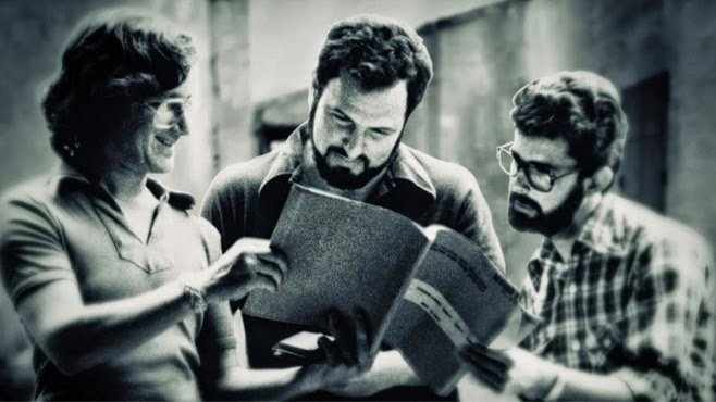 Steven Spielberg John Milius George Lucas