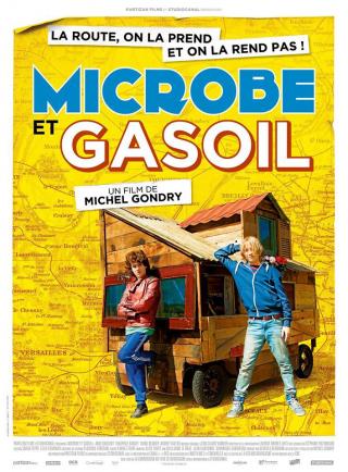 Locandina di Microbe and Gasoil