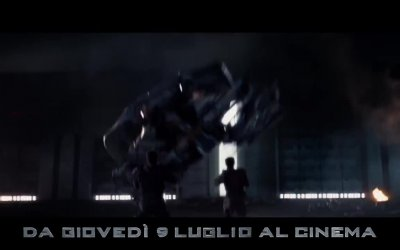 Spot 'Aiuto' - Terminator: Genisys