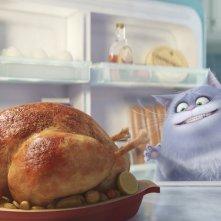 Pets - Vita da animali: un gatto alle prese con il frigorifero
