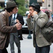 Giovani si diventa: Ben Stiller e Adam Driver in scena