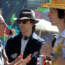 Giovani si diventa: Noah Baumbach, Ben Stiller e Adaa Driver sul set