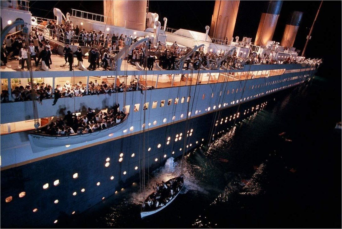 James Cameron Titanic Titanic 1684196170