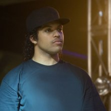 O'Shea Jackson Jr. in un'immagine del film Straight Outta Compton