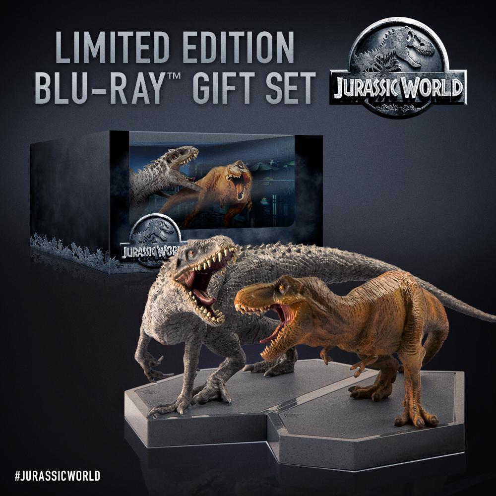 Jurassic World: il Limited Edition Blu-ray Gift Set
