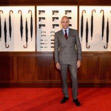Kingsman: Secret Service: Mark Strong a un evento promozionale