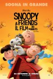 Locandina di Snoopy & Friends - Il film dei Peanuts
