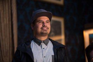 Ant-Man: una foto di un sorridente Michael Peña