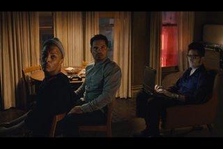 Ant-Man: T.I, Michael Peña e David Dastmalchian in un'immagine del film Marvel