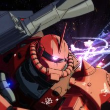 Mobile Suit Gundam - The Origin I - Blue-Eyed Casval: un'immagine del film animato giapponese