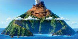 Lava: un'immgine del cortometraggio Pixar