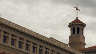 Going Clear: Scientology e la Prigione della Fede, una scena tratta dal documentario
