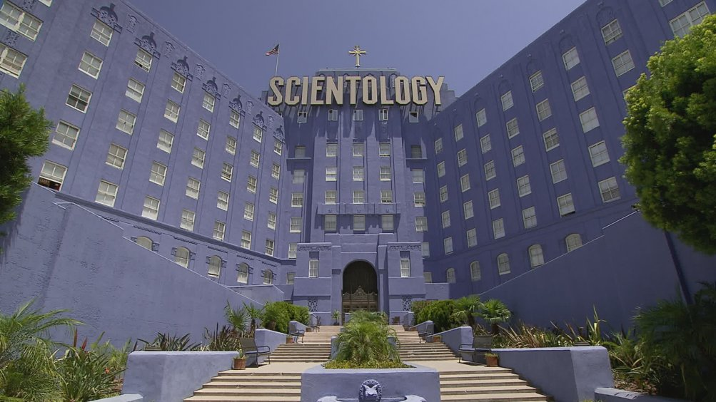 Going Clear: Scientology e la Prigione della Fede, una scena del film