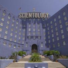Going Clear: Scientology e la Prigione della Fede, una scena del film