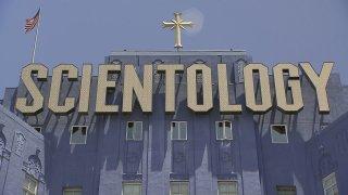 Going Clear: Scientology e la Prigione della Fede, una scena del documentario