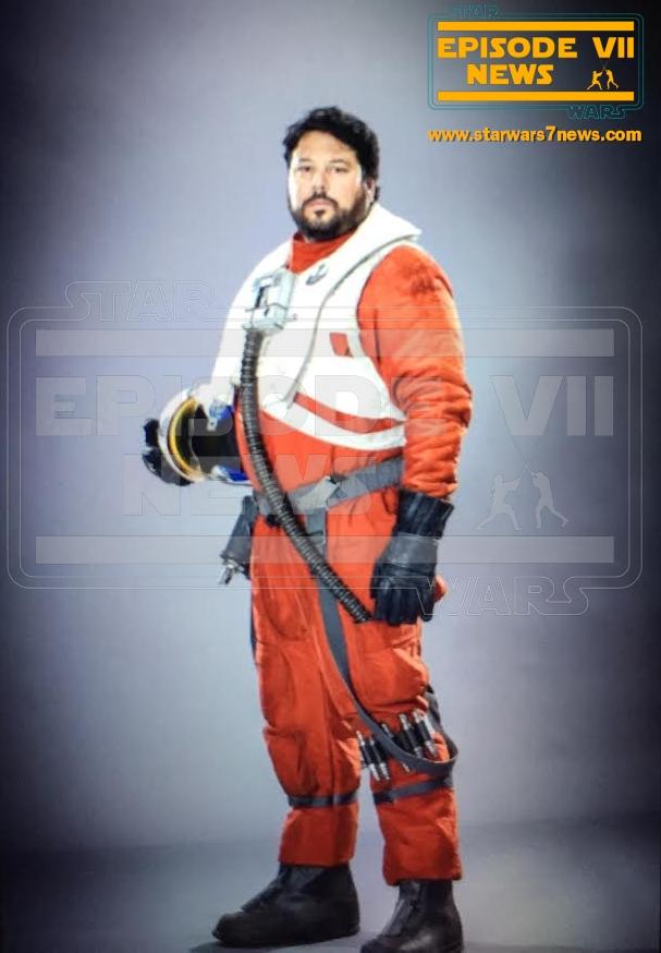 Star Wars ep. VII: le prime immagini di Gorwyn