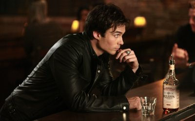 "Ian Somerhalder: ""The Vampire Diaries è la mia vita"""