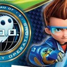 B.O.O.: Base Operazioni Occulte: un'immagine promozionale del film di animazione Dreamworks