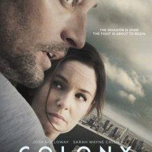 Colony: la locandina della serie