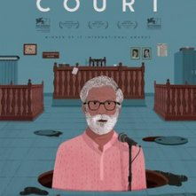 Locandina di Court