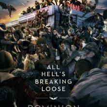 Dominion: una locandina per la seconda stagione