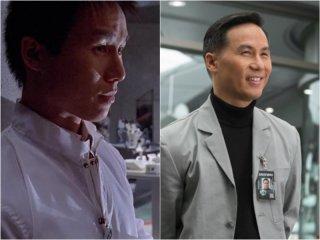 Jurassic Park e Jurassic World a confronto: DB Wong è ancora il dottor Wu