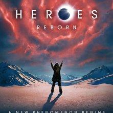 Heroes Reborn: il primo poster della serie