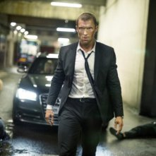 The Transporter Legacy: Ed Skrein in una scena del film