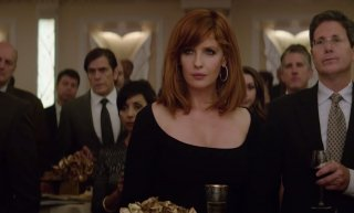 Kelly Reilly nel primo episodio della seconda stagione di True Detective, The Western Book of the Dead