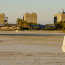 Bota cafè: Flonja Kodheli in una bella immagine del film