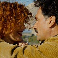 Bota cafè: Fioralba Kryemadhi con Artur Gorishti in una scena del film