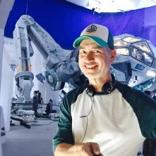 Independence Day Resurgence - Roland Emmerich sul set