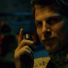 The Last Ship: Travis Van Winkle in un'immagine dell'episodio Fight the Ship