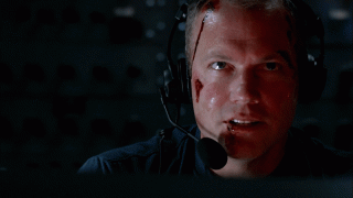 The Last Ship: Adam Baldwin in una foto tratta da Fight the Ship