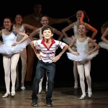 Tom Holland sul palco nei panni di Billy Elliot