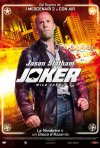 Joker: la locandina italiana del film con Jason Statham
