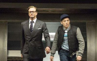 Kingsman: Secret Service, un blu-ray al top per lo scatenato Colin Firth
