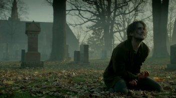 Hemlock Grove: Landon Liboiron in una scena della prima stagione