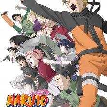 Locandina di Naruto - Il film: Eredi della volontà del Fuoco
