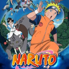 Locandina di Naruto - Il film: I guardiani del Regno della Luna Crescente