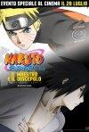 Locandina di Naruto - Il film:  Il Maestro e il Discepolo
