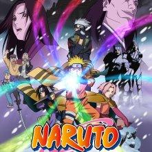 Locandina di Naruto - Il film: La primavera nel paese della neve