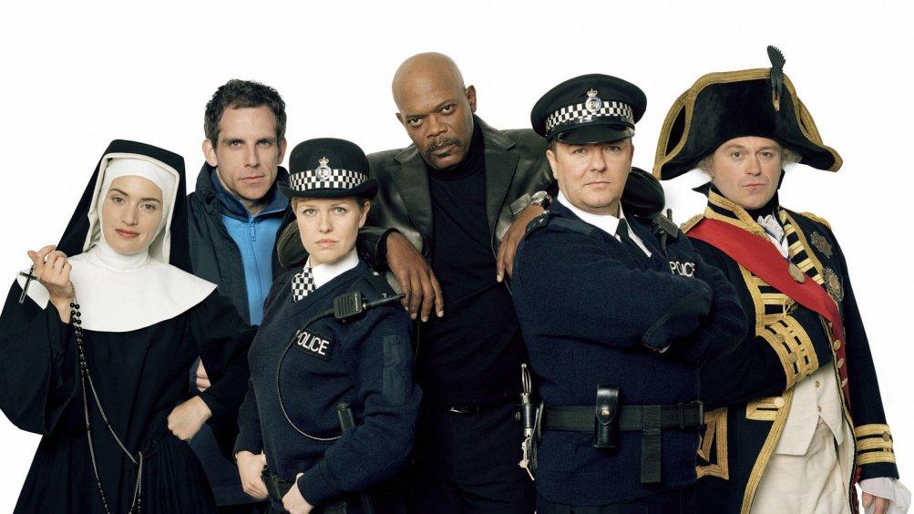 Extras: un'immagine promozionale con le guest star della prima stagione