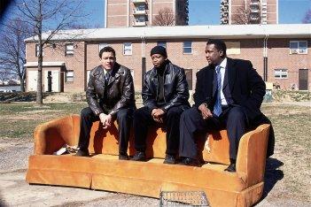 The Wire: Dominic West, Wendell Pierce e Larry Gilliard Jr nella prima stagione