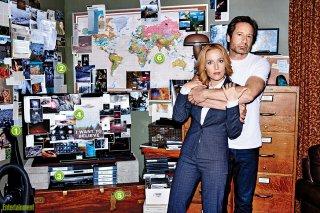 X-Files: una foto contenente degli indizi su Mulder