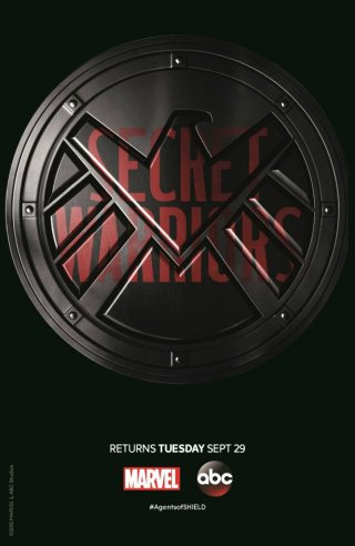 Agents of S.H.I.E.L.D.: il poster della serie dedicato ai Secret Warriors