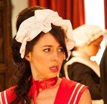 Another Period: Natasha Leggero in una scena della serie