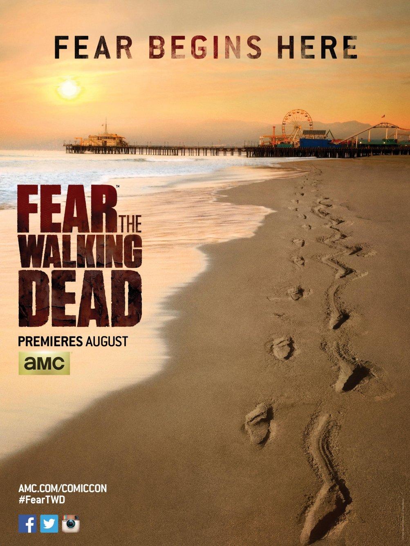 Fear the Walking Dead: un manifesto per la serie